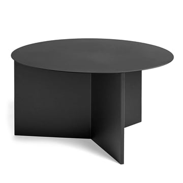 Hay - Slit Table XL in black
