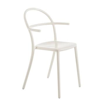 Kartell - Generic C Chair, white