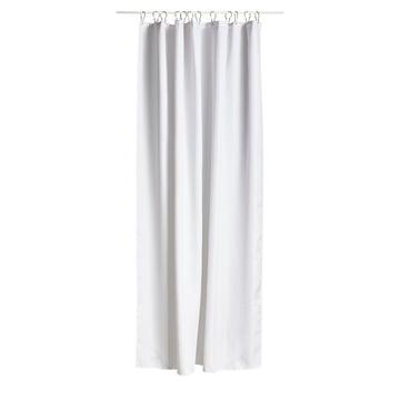 The Zone Denmark - Lux Shower Curtain in White