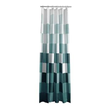 The Zone Denmark - Shower Curtain in Green