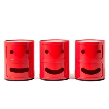 Kartell - Componibili Smile