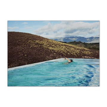 Swim Photograph 50 x 70 cm by Paper Collective