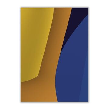 Paper Collective - Colour Fold 03, 50 x 70 cm