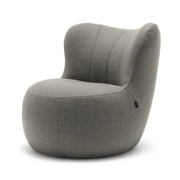 173 Armchair by freistil in Grey (1026)