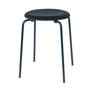 Fritz Hansen x lala Berlin - Dot Stool in Blue