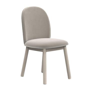 The Normann Copenhagen - Ace Chair Velour in beige