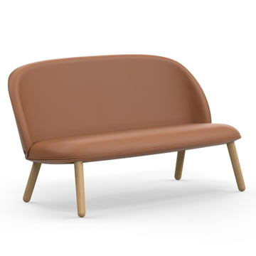 The Normann Copenhagen - Ace Sofa Tango Leather, brandy