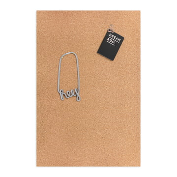 Connox Collection - Pure Pin Corkboard, large