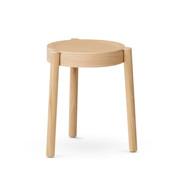 Northern - Pal Stacking Stool, oak