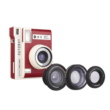 Lomo'Instant Automatic Instant Camera + Lens Attachments by Lomography in South Beach.