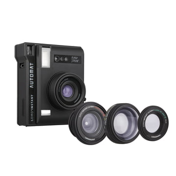 Lomo'Instant Automatic Instant Camera + Lens Attachments by Lomography in Playa Jardín