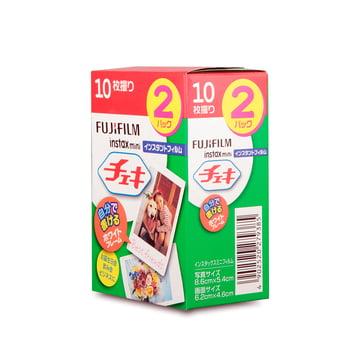 Fuji Instax Mini Film Single Pack (20 Photos) by Lomography