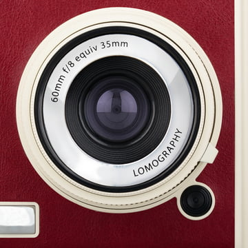 Lomo'Instant Automatic Instant Camera + Lens Attachments by Lomography