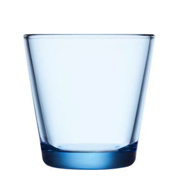 Iittala - Kartio Glass by Iittala, aqua