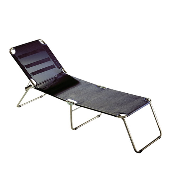 Fiam Amigo Fourty Alu-Lounger, free