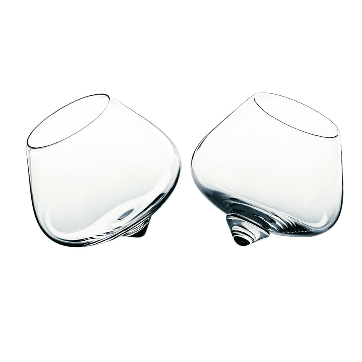 Normann Copenhagen - Cognac - Swivel / Liqueur Glass