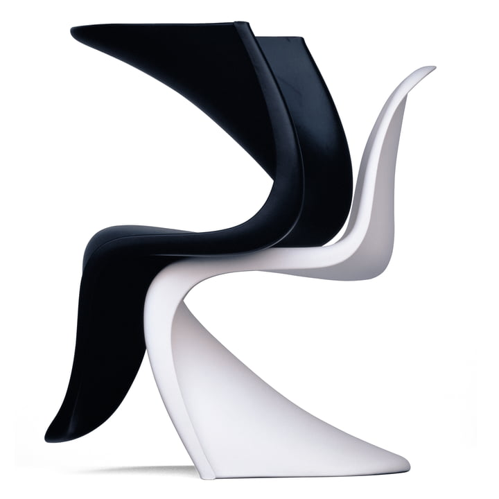 panton chair by vitra in our interior design shop. Black Bedroom Furniture Sets. Home Design Ideas