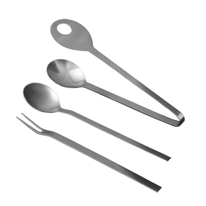 mono-a-Serving Spoon, Serving Fork