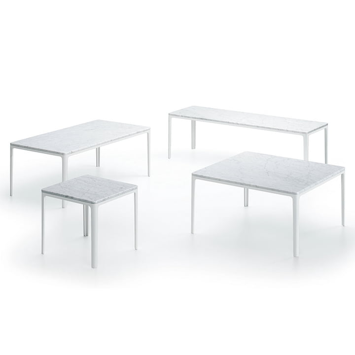 Vitra - Plate Table, marble, 4 sizes