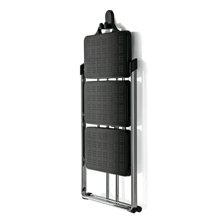 Foldable stepladder Nuovastep by Magis
