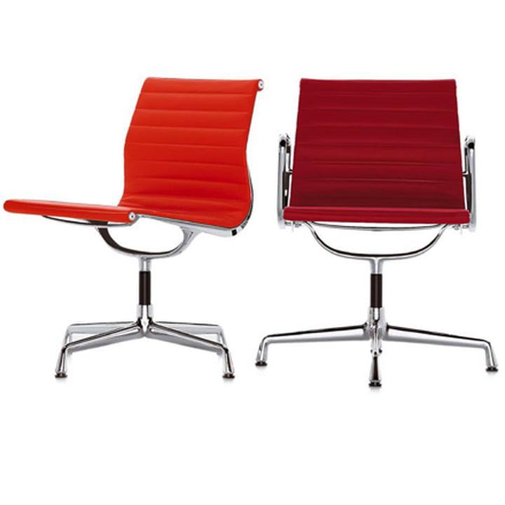 Vitra - Aluminium Group 108 Alu-Chair