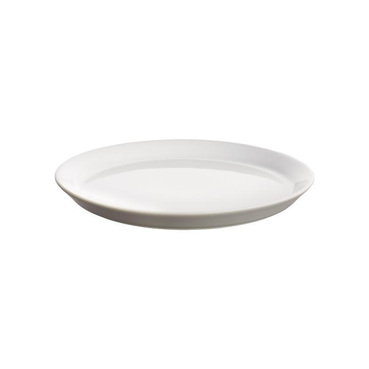 Alessi - Tonale Dessert Plate, light grey, Ø 20 cm