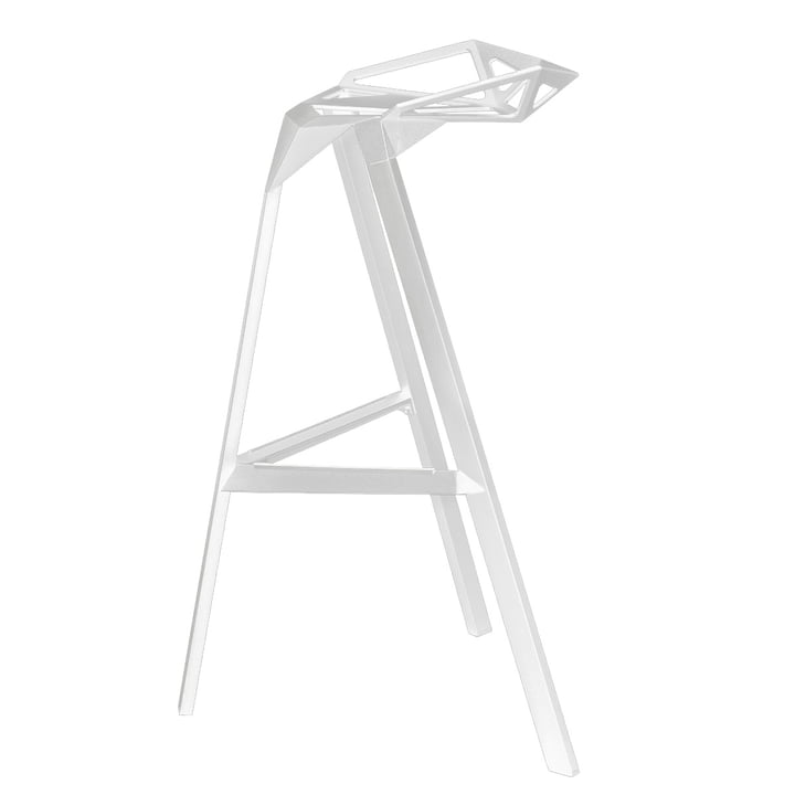 Magis Stool One - seat height 67 cm, white
