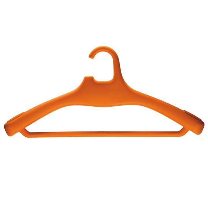 Magis Hercules Coat Hanger with bar - orange