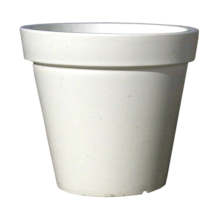 Bloom Pot without lighting, white