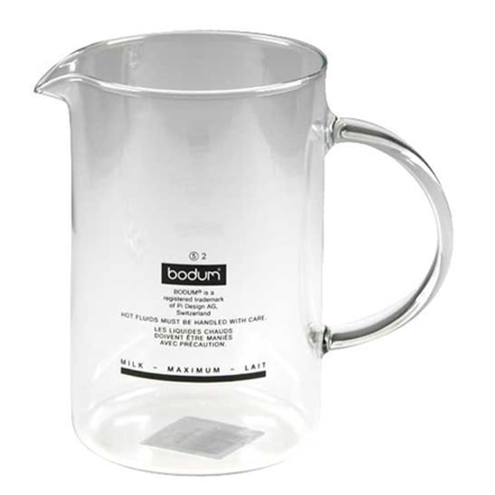 Bodum SPARE GLASS for Chambord and Latteo Milk frother
