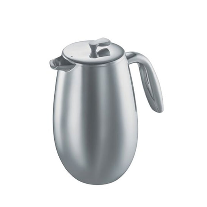Bodum Columbia, 1.0 litre - matte stainless steel