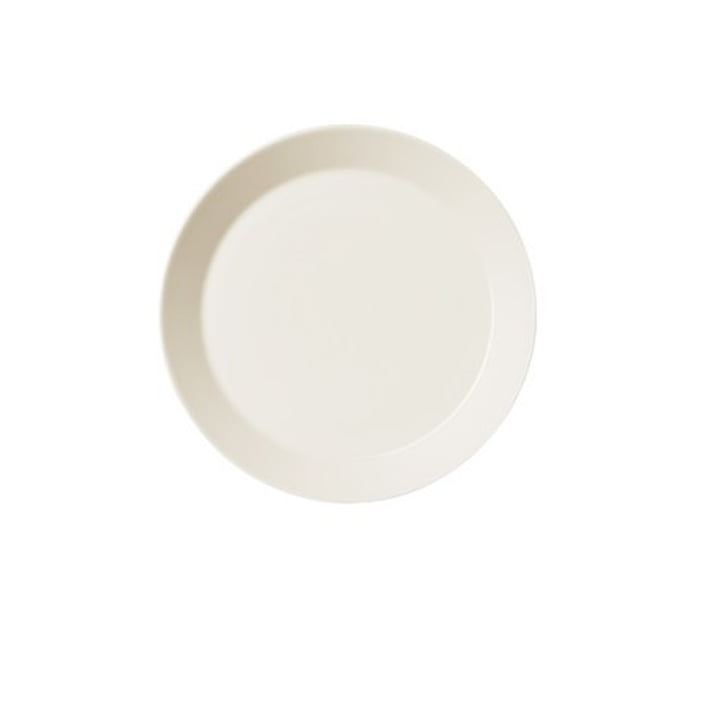 Teema Dining Plate Ø 26 cm by Iittala in White