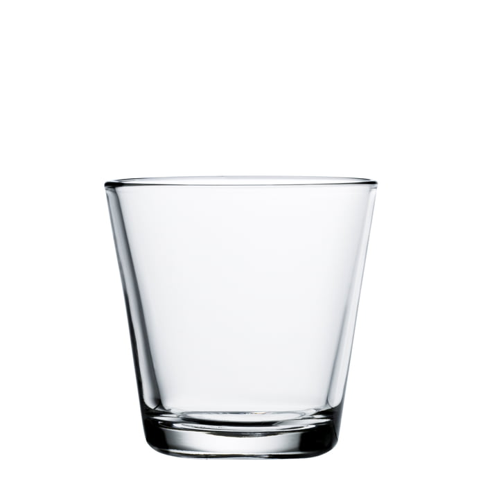 Iittala - Drinking Kartio glass 21 cl, clear