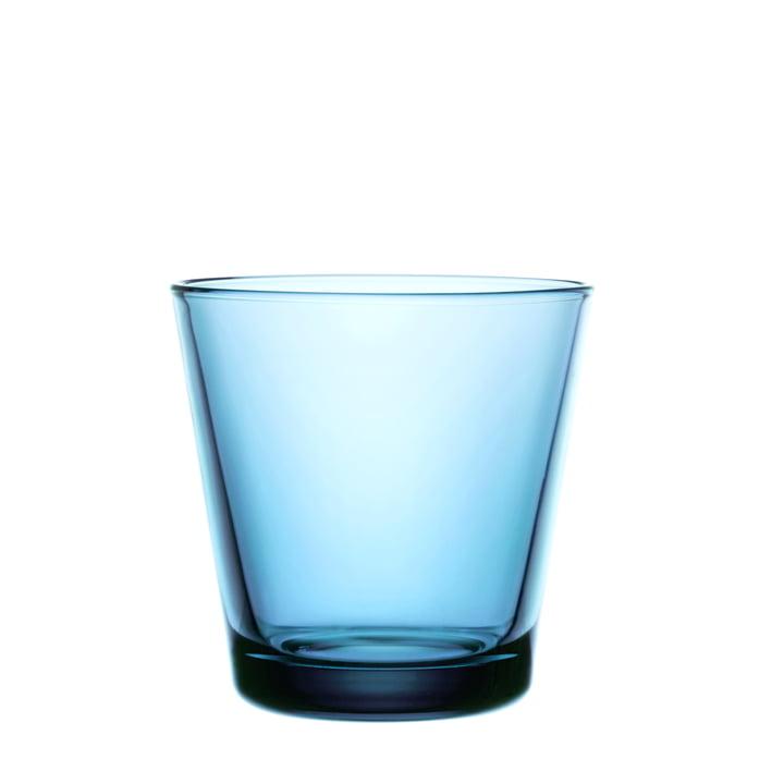 Iittala - Drinking Kartio glass 21 cl, light blue