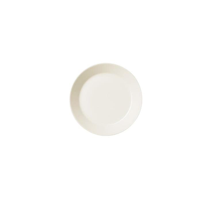 Teema Flat Plate Ø 17cm by Iittala in White