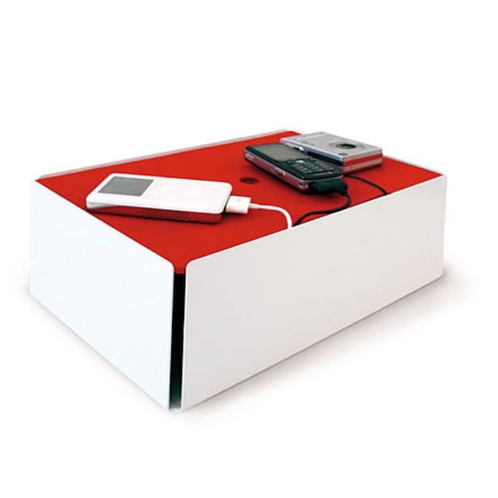 Charge Box - red