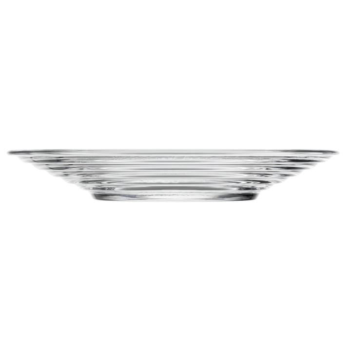iittala Aino Aalto Teller / ø 175mm, flach, klar