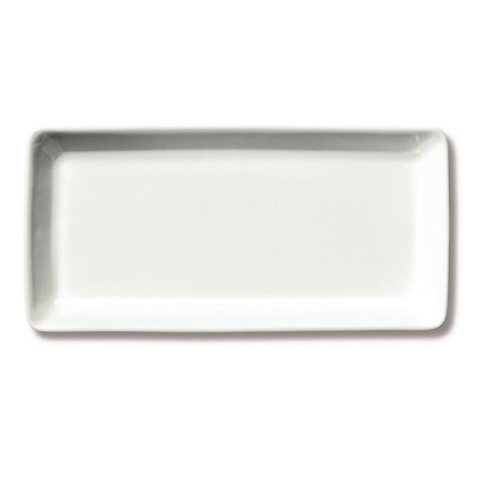 Teema Serving Plate 24 x 32 cm by Iittala in White