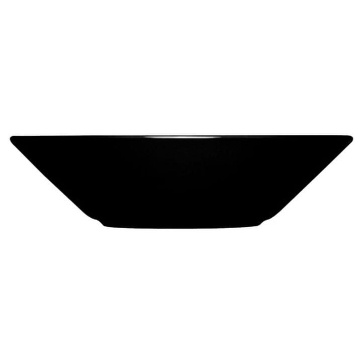 Teema Bowl / Deep Plate, Ø 21 cm by Iittala in Black