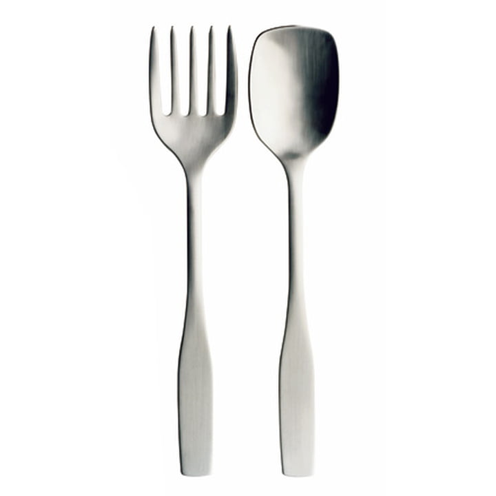 Citterio 98 salad servers (2 pcs.) from Iittala in stainless steel
