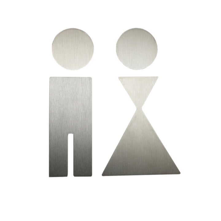 Pictograms Woman and Man