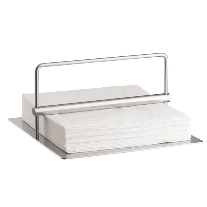 The napkin holder from Stelton