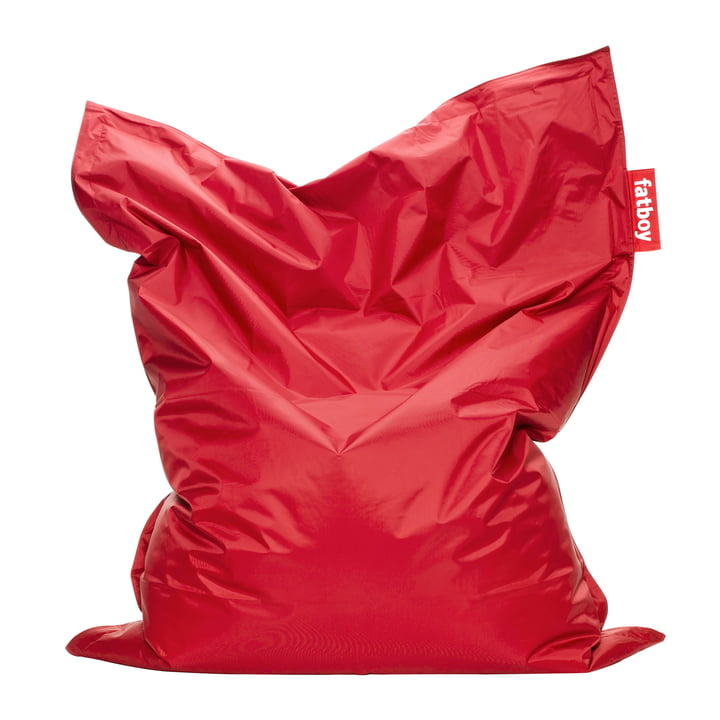 fatboy 'original'- beanbag, red