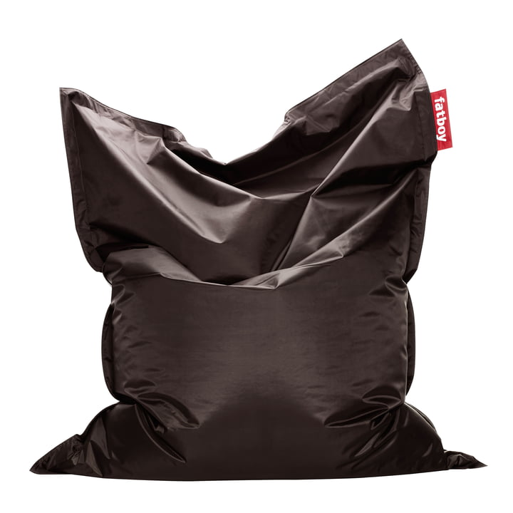 fatboy 'original'- beanbag, brown