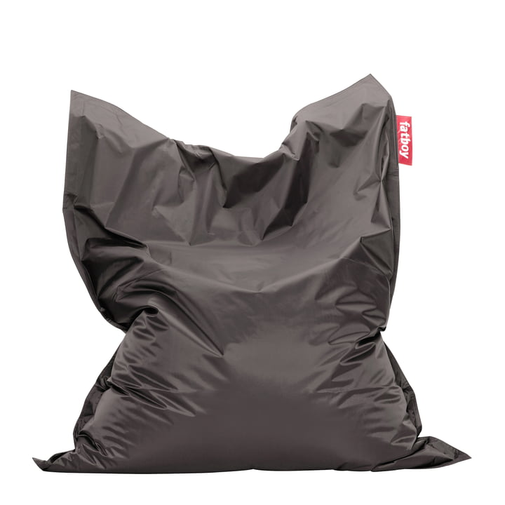 fatboy 'original'- beanbag, dark grey
