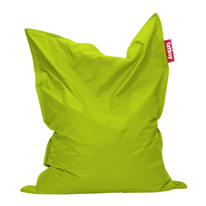 fatboy 'original'- beanbag, lemon green