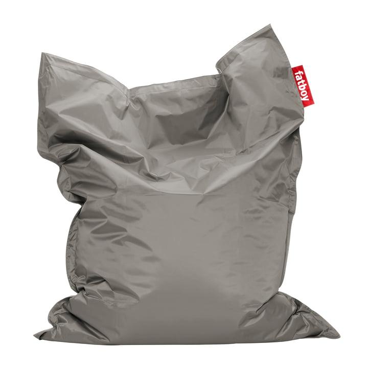 fatboy 'original'- beanbag, silver
