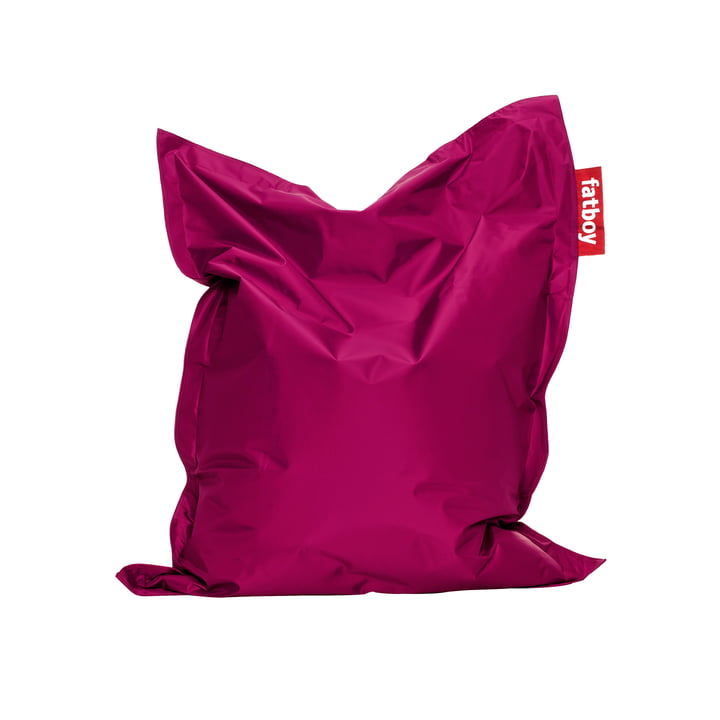 Junior beanbag by Fatboy in pink