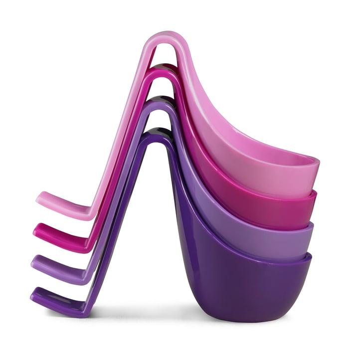 Eiko - rosé, pink, purple, violet