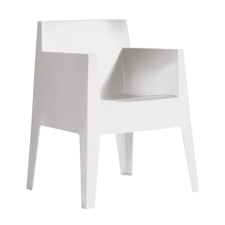 Toy armchair by Driade in white (B1)